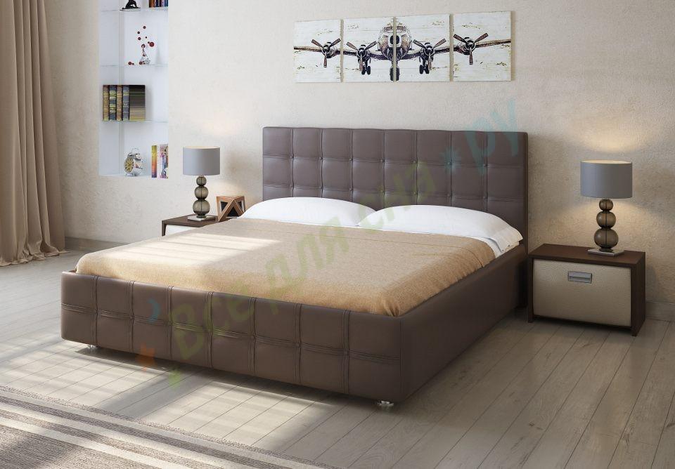 мягкая кровать фото